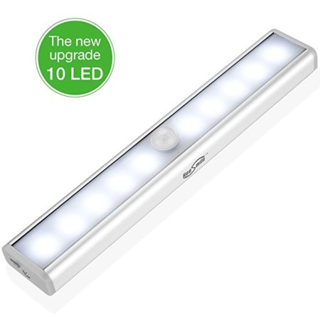 Automatic Battery Operated Motion Sensor Cupboard Lights